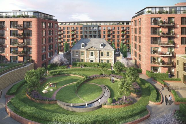 Thumbnail Flat for sale in Royal Pavilions, Royal Arsenal Riverside, Woolwich, London
