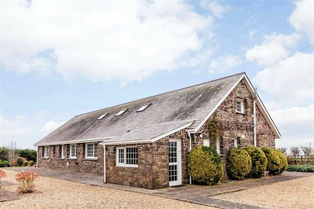 Thumbnail Detached bungalow for sale in Kidwelly