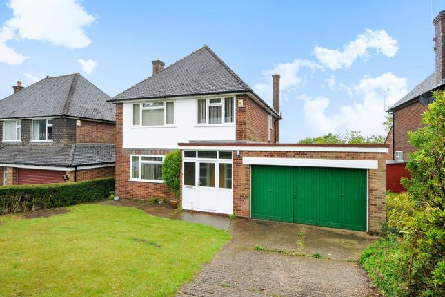 Thumbnail Detached house to rent in Amersham Hill Garden, High Wycombe
