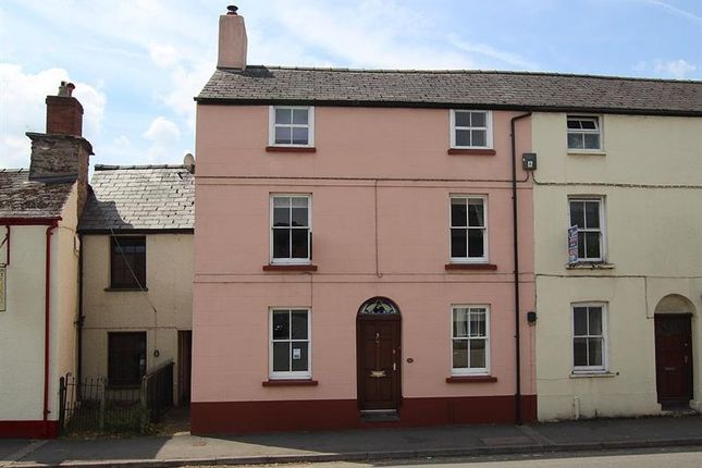 Thumbnail Terraced house for sale in Watton, Brecon