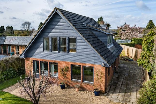Thumbnail Detached house for sale in Rudd Lane, Upper Timsbury, Michelmersh, Romsey