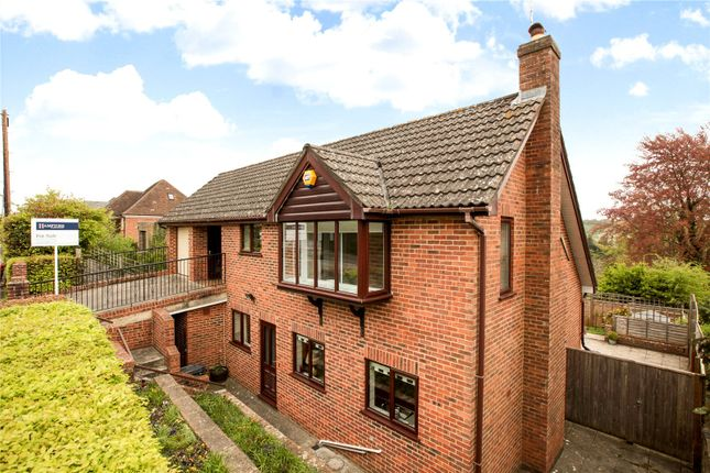 Thumbnail Detached house for sale in St. Marks Avenue, Salisbury, Wiltshire