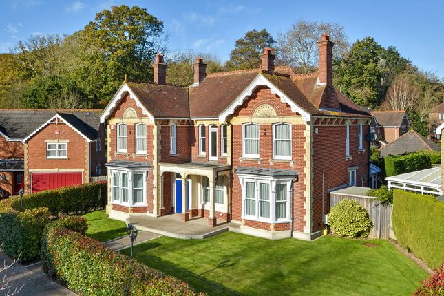 Thumbnail Detached house for sale in Marrels Wood Gardens, Purbrook, Waterlooville