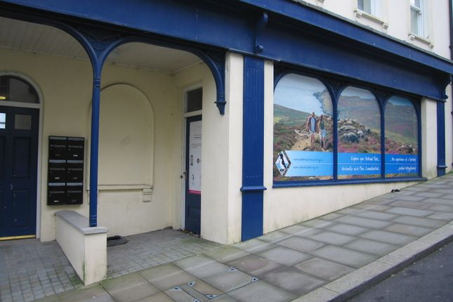 Land for sale in Market Street, Haverfordwest