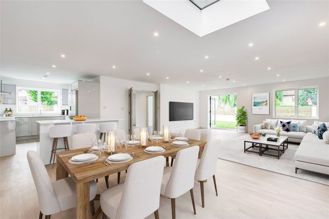 Thumbnail End terrace house for sale in Boileau Road, London