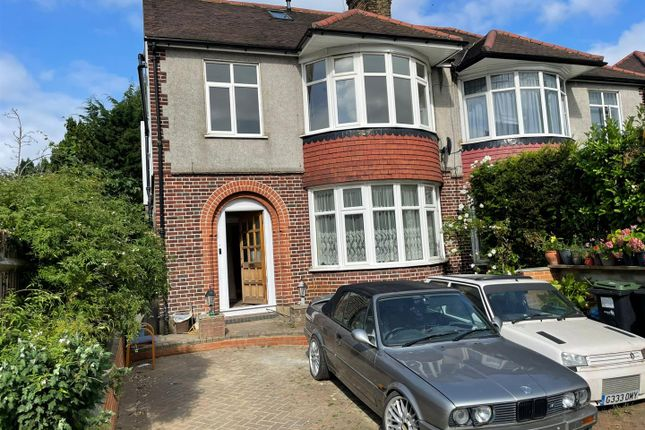 Thumbnail Property to rent in Station Road, Winchmore Hill, London