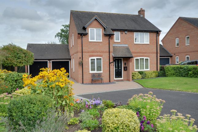 Thumbnail Detached house for sale in Swan Court, Church Eaton