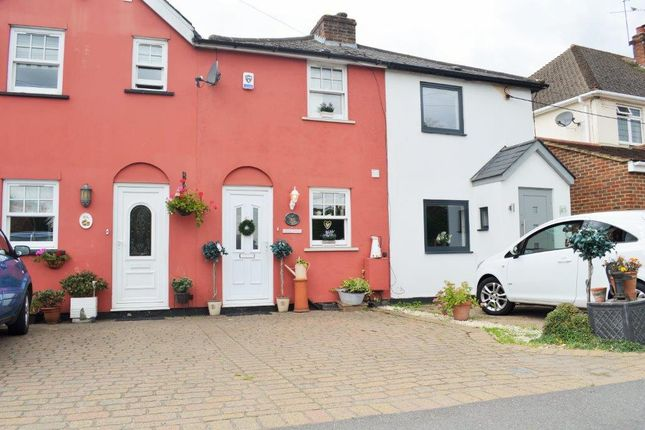 Thumbnail Terraced house for sale in Brentwood Road, Ingrave