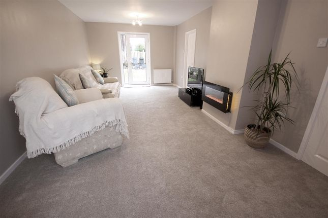 Living Room of Lupton Road, Sheffield S8