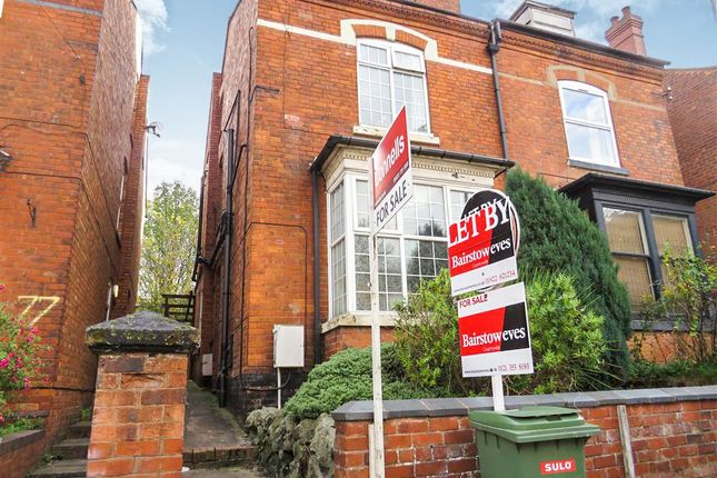 Flat for sale in Persehouse Street, Walsall