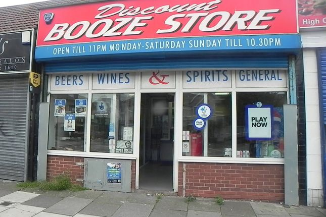 Thumbnail Property to rent in Linacre Lane, Bootle, Liverpool