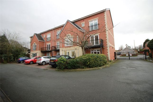 Thumbnail Flat for sale in Birkdale Court, Huyton, Liverpool, Merseyside