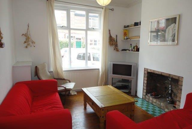 Thumbnail End terrace house for sale in Adderley Road, Leicester