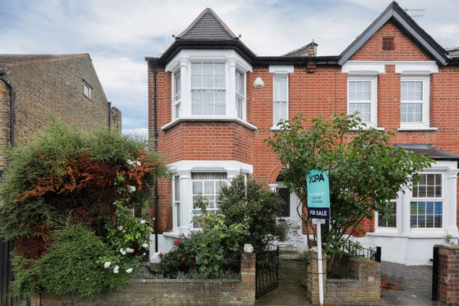 Thumbnail End terrace house for sale in Clive Road, Enfield