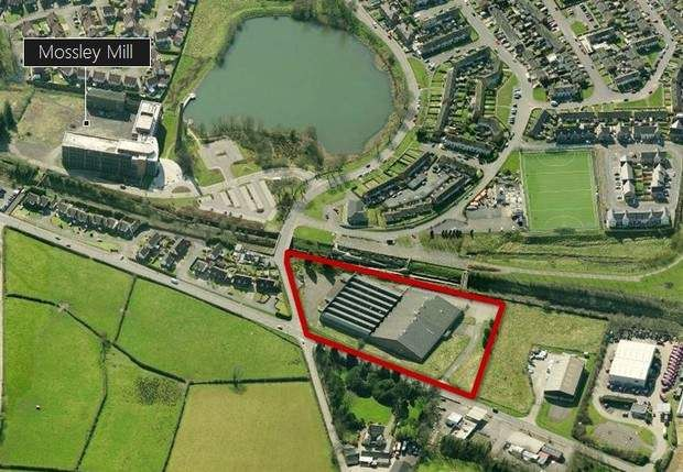 Thumbnail Land for sale in Carnmoney Road North & Doagh Road, Newtownabbey, County Antrim