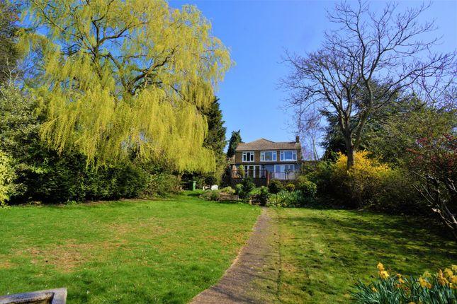 Garden of Hill Court, Rochester, Chattenden ME3
