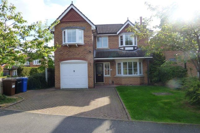 Thumbnail Detached house to rent in 30 Oakleigh Rd, Ch/Hulme, 6Sp.