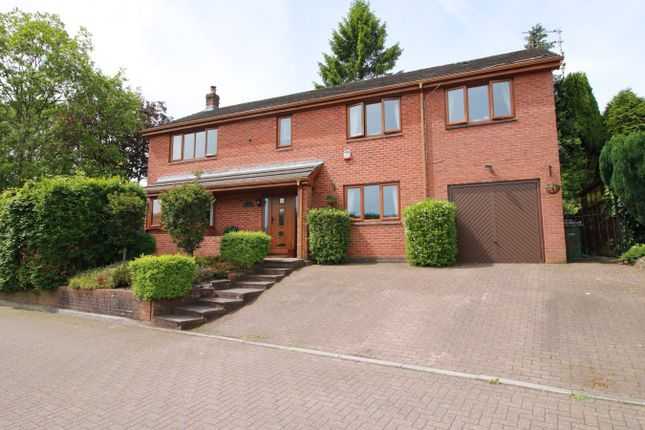 Thumbnail Detached house for sale in Acorn Close, Abersychan, Pontypool