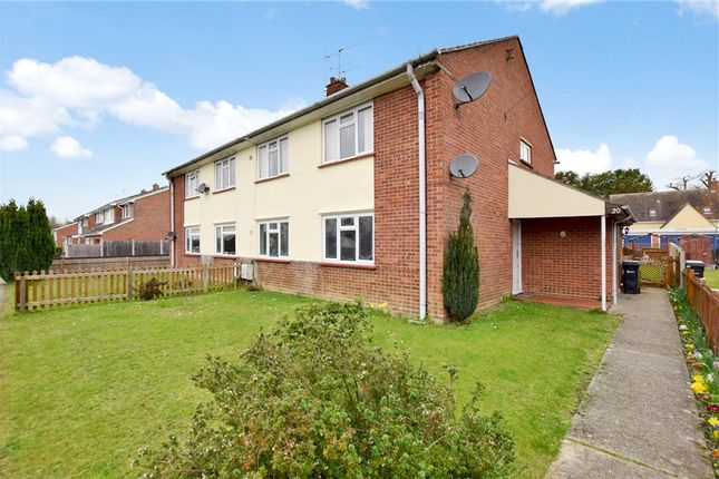 Thumbnail Maisonette for sale in The Limes, Gosfield, Halstead