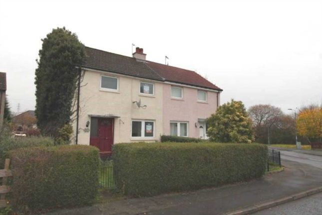 Thumbnail Semi-detached house to rent in Moss Road, Bridge Of Weir