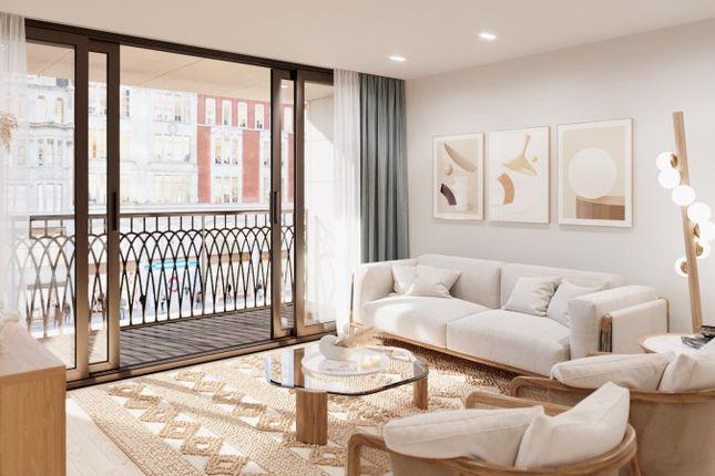 1 bed flat for sale in Moxon Street, London W1U