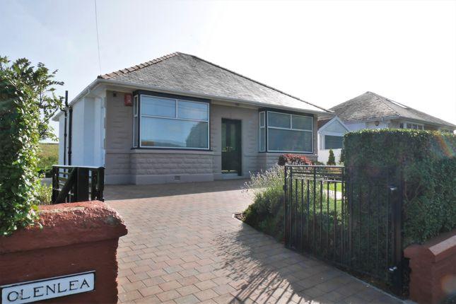 Thumbnail Detached bungalow for sale in Glenlea, Neilston Road, Barrhead