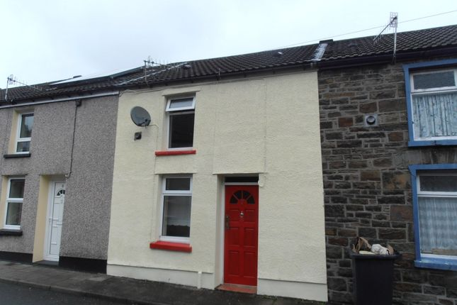 Thumbnail Terraced house to rent in Jenkin Street, Aberdare