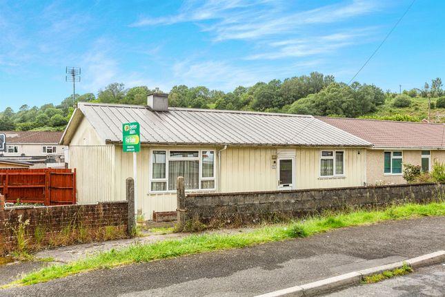 Thumbnail 3 bed semi-detached bungalow for sale in Wimborne Road, Pencoed, Bridgend