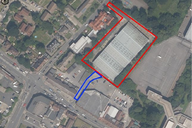 Thumbnail Warehouse for sale in Rectory Lane, Sidcup