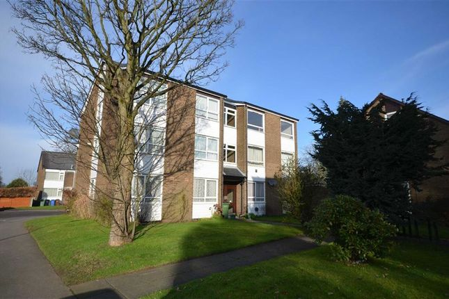 Thumbnail Flat for sale in Mauldeth Close, Heaton Mersey, Stockport, Greater Manchester