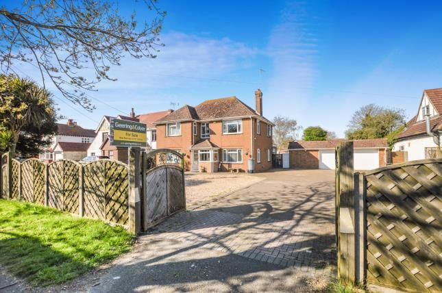 Thumbnail Detached house for sale in Littlestone Road, Littlestone, New Romney, Kent
