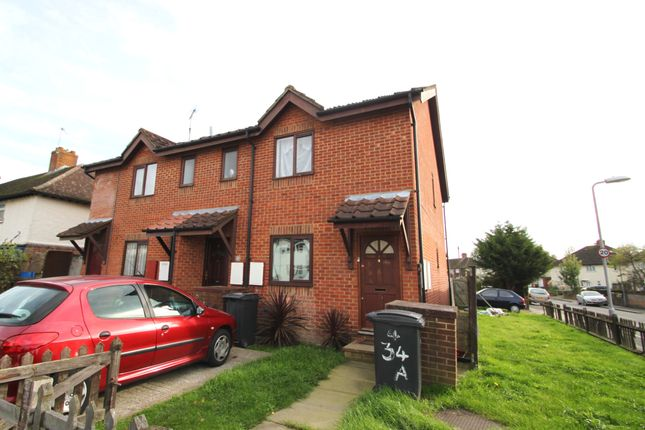 Thumbnail Flat to rent in Fleetwood Road, Kingston Upon Thames, Surrey