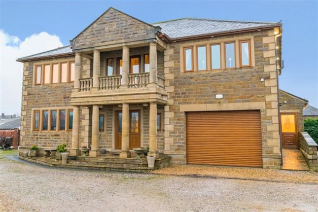 Thumbnail Detached house for sale in Whinney Hill, Tyersal