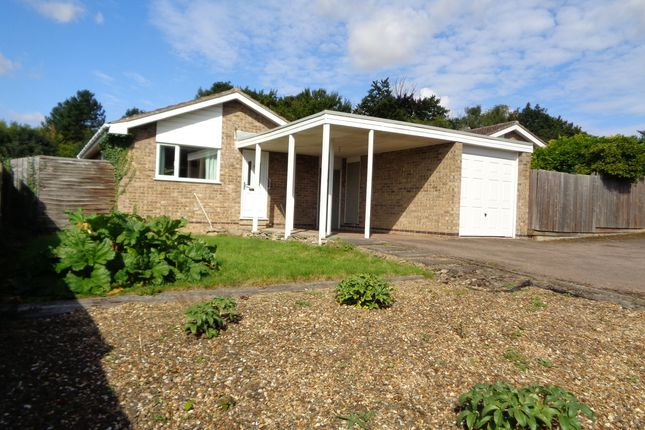 Thumbnail Bungalow for sale in Wyatt Way, Oundle