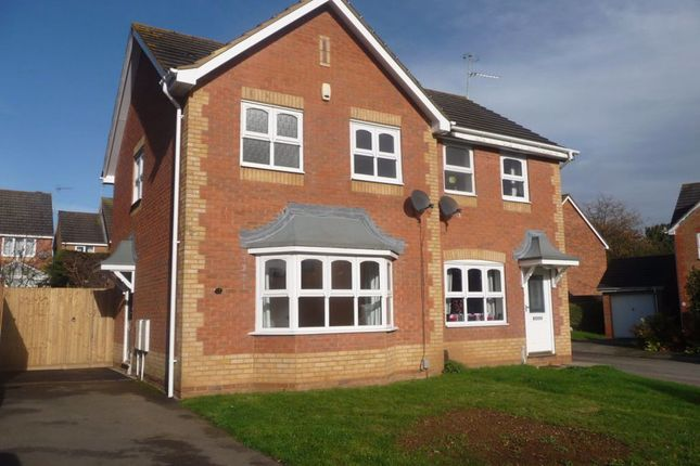 Thumbnail Property to rent in Skinner Avenue, Upton, Northampton