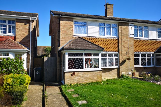 Thumbnail Semi-detached house for sale in Briar Close, Gosport