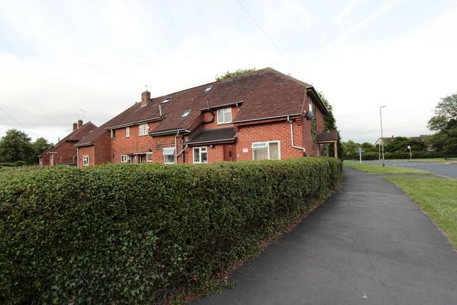 Thumbnail Property to rent in Alan Moss Road, Loughborough
