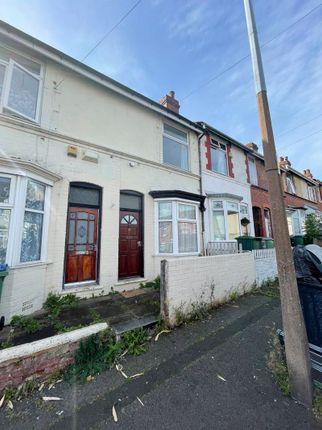 2 bed terraced house to rent in Oakwood Road, Bearwood, Smethwick B67