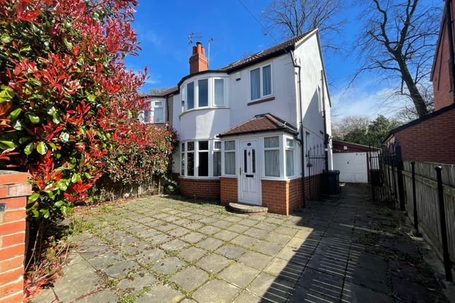3 bed semi-detached house to rent in Newton Park View, Leeds LS7