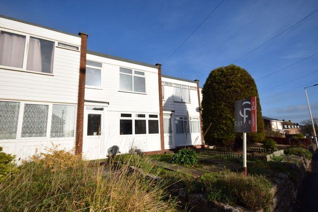 Thumbnail Terraced house to rent in Pinhoe Road, Exeter