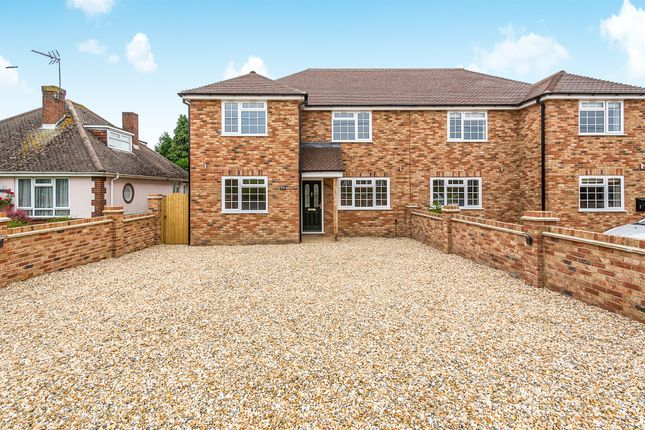 Thumbnail Semi-detached house for sale in Byfleet Avenue, Old Basing, Basingstoke