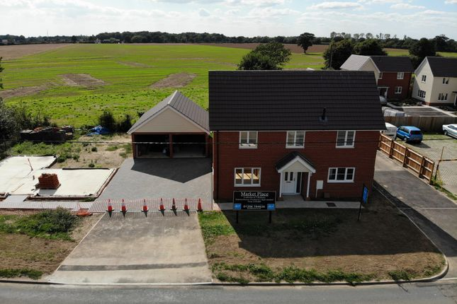Thumbnail Detached house for sale in Market Close, Elmstead Market, Essex