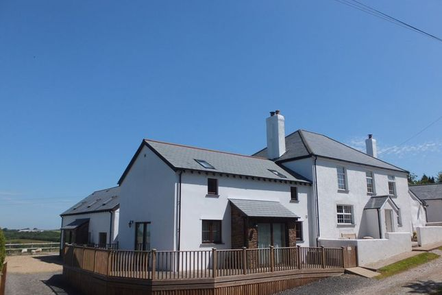 Thumbnail Property for sale in East Chilla, Beaworthy