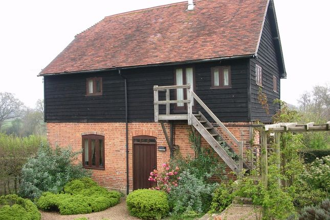 Thumbnail Detached house to rent in Cowden, Kent