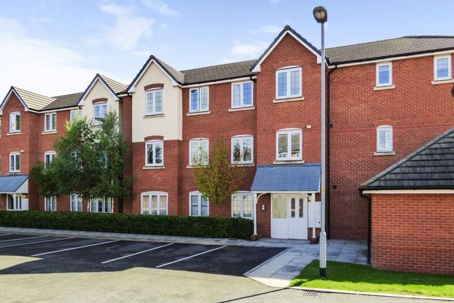 Thumbnail Flat for sale in Wellwood Close, Ellesmere Port