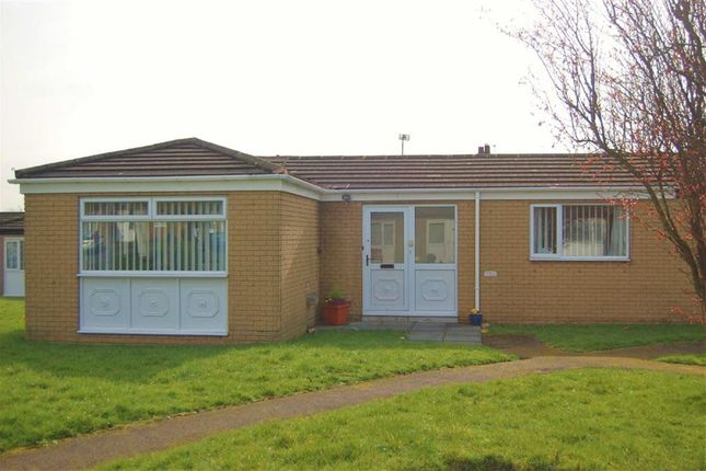 Thumbnail Terraced bungalow for sale in Wyreside Close, Garstang, Preston
