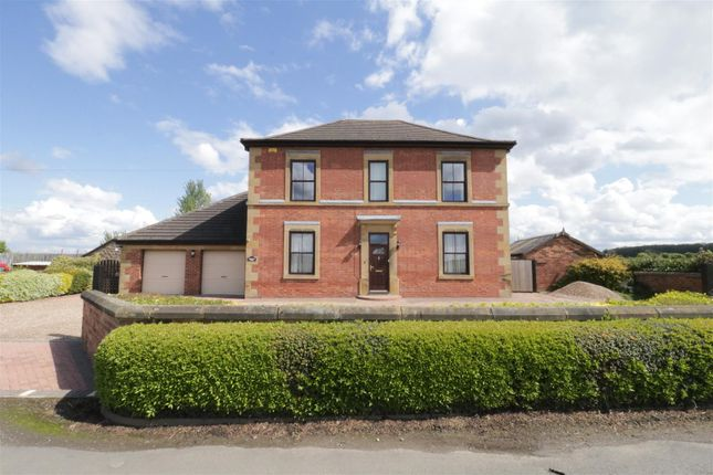 Thumbnail Detached house for sale in Common Road, Conisbrough, Doncaster