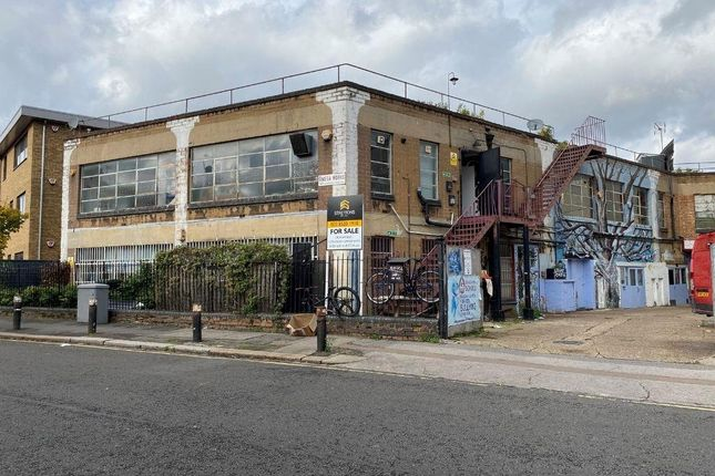 Thumbnail Land for sale in Omega Works, 167 Hermitage Road, Harringay