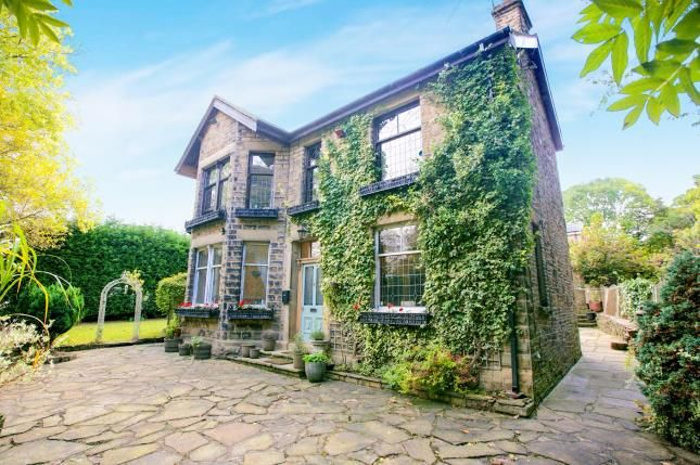 Thumbnail Detached house for sale in Yeardsley Lane, Furness Vale, High Peak
