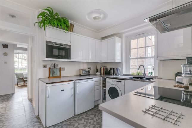3 bed maisonette for sale in Mordaunt House, Albion Avenue, London SW8